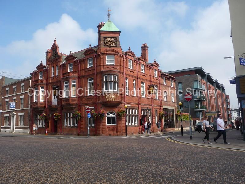 Bull and Stirrup Hotel: Upper Northgate Street
