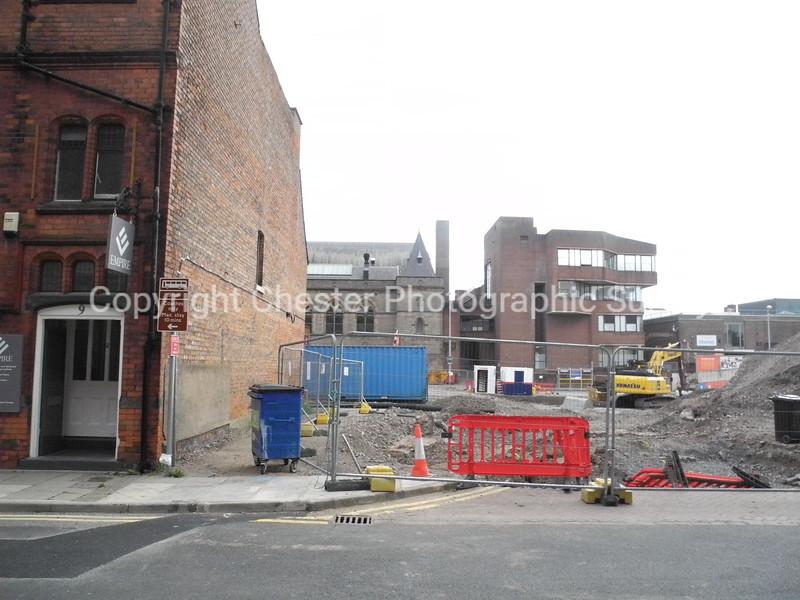 Northgate Scheme: Hunter Street
