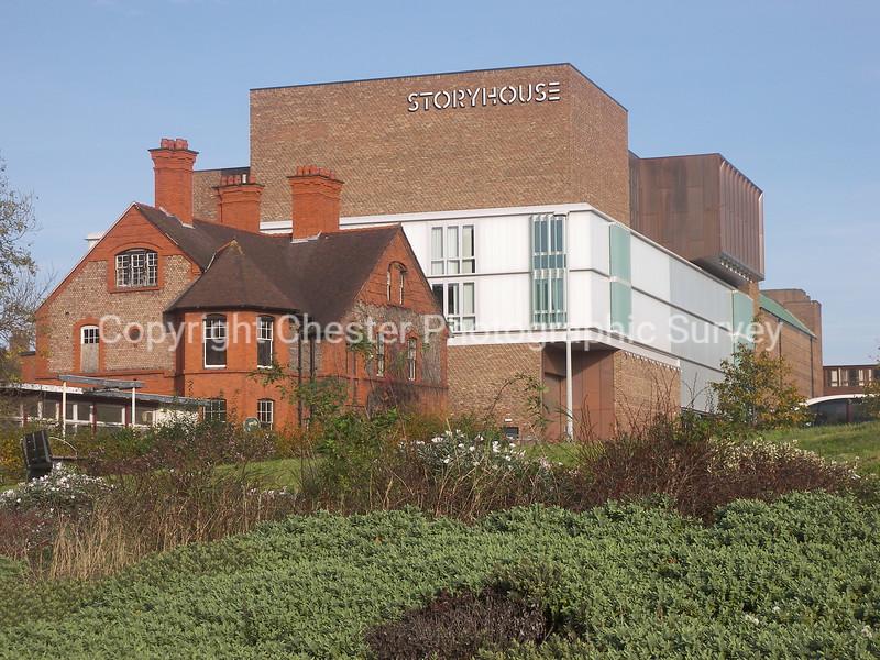 Kirkton House 4 and Storyhouse: Hunter Street