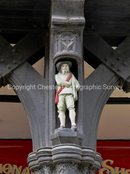 Cavalier Statuette: 29-31 Northgate Street