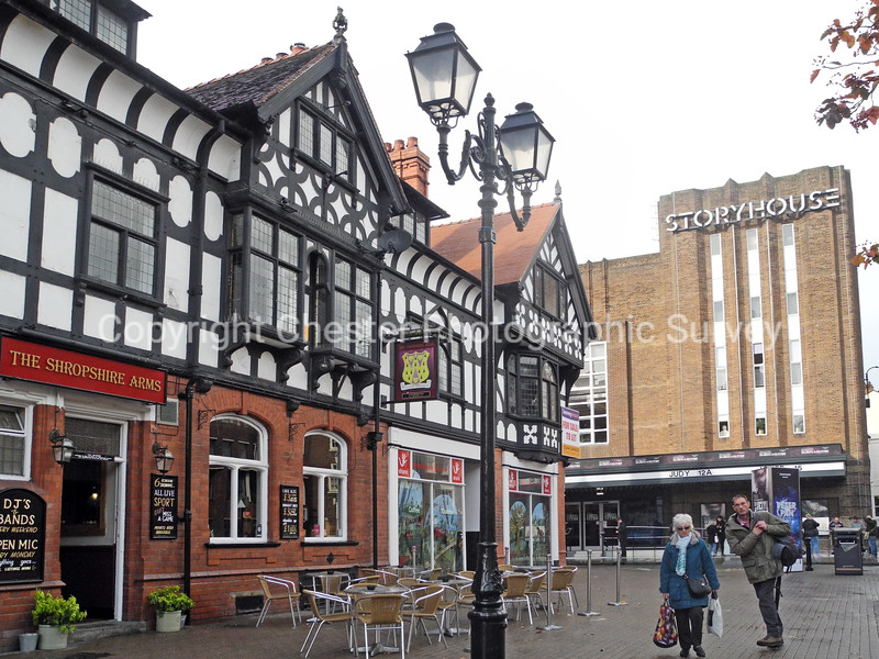 The Shropshire Arms 45: Northgate Street