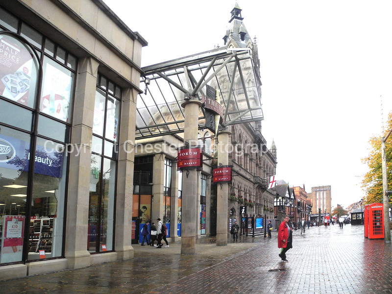 37 and The Forum: Northgate Street