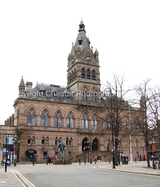 Town Hall: Northgate Street
