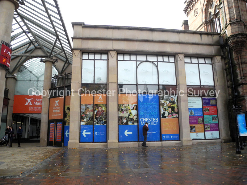 39 and The Forum: Northgate Street
