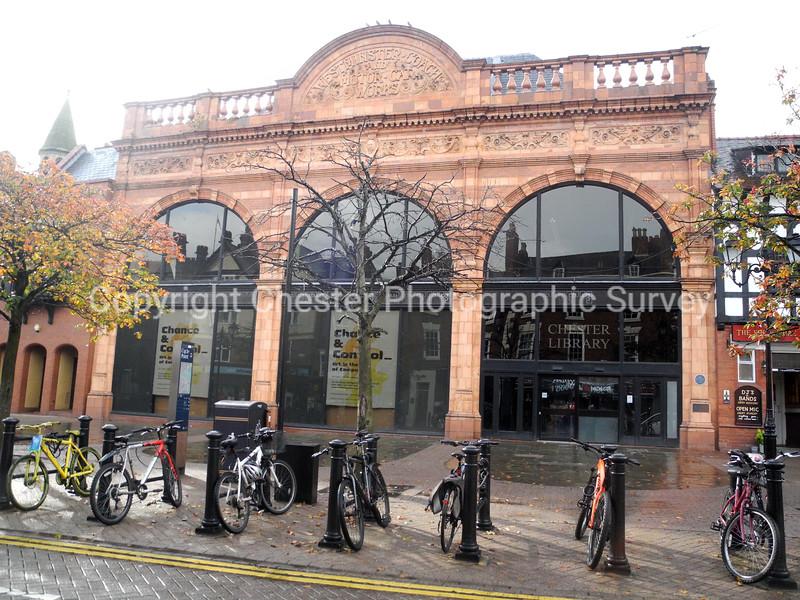 Westminster Coach & Motor Car Works 43: Northgate Street