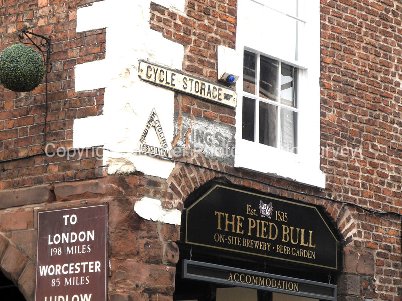 The Pied Bull 53 to 57: Northgate Street