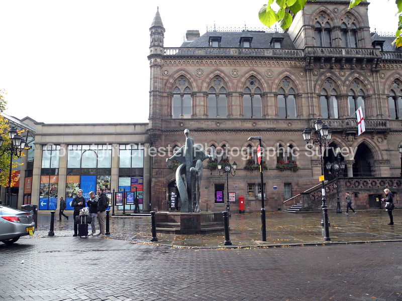 The Town Hall and Tourist Information: Northgate Street