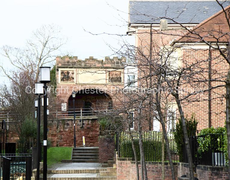 Pemberton's Parlour: City Walls Road
