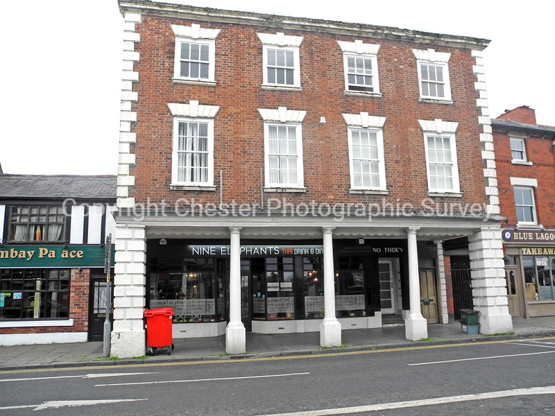 11A, 11B and 13: Upper Northgate Street