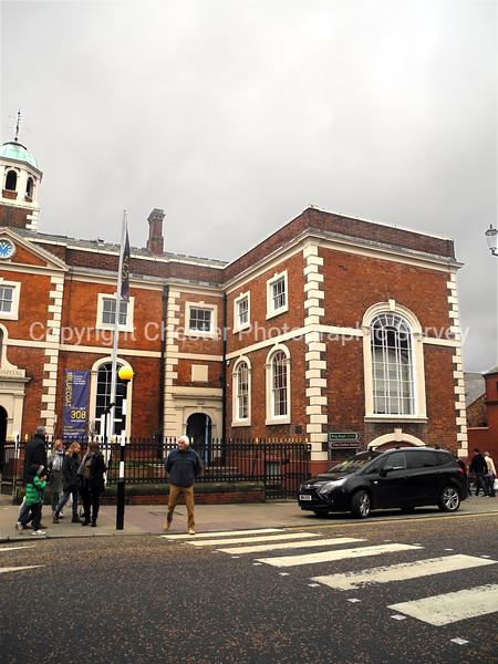 Bluecoat School: Upper Northgate Street