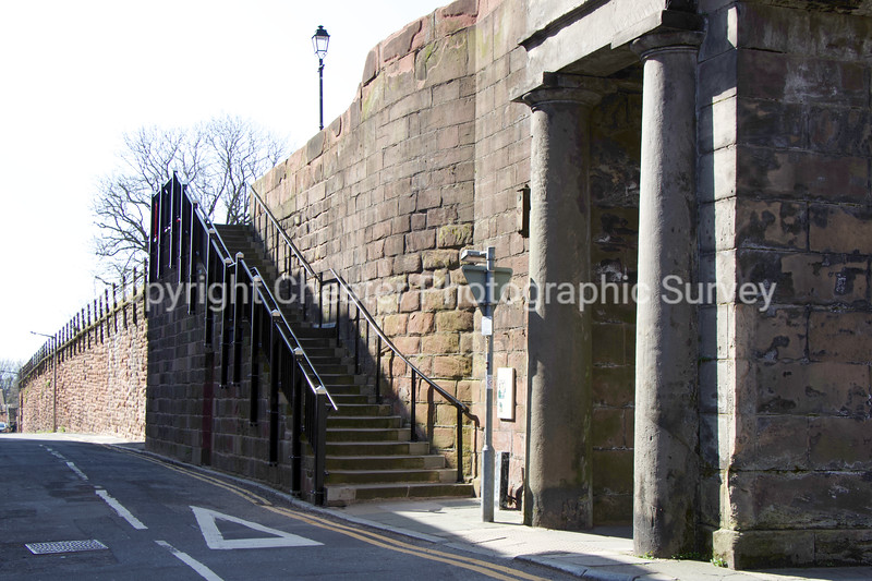 The Northgate Steps: Watertower Street