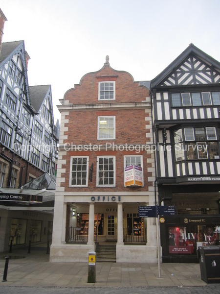 48-50 Eastgate Street and 50 Eastgate Street Row South