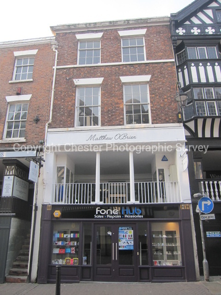 16 Eastgate Street and 16 Eastgate Street Row