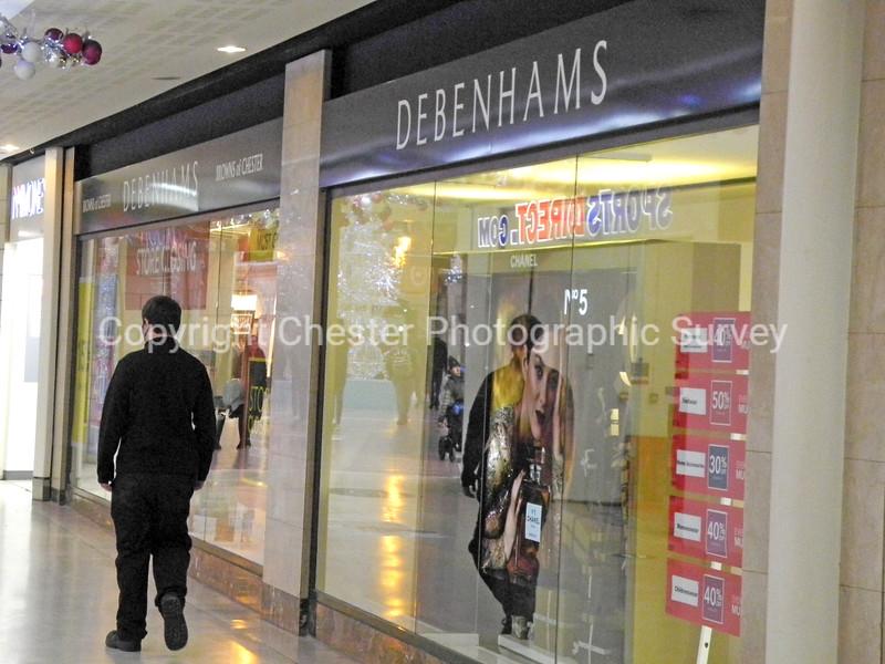 Debenhams 28-34: Eastgate Street and 34-36: Eastgate Row South