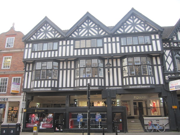 40-42 Eastgate Street and 42-48 Eastgate Street Row South