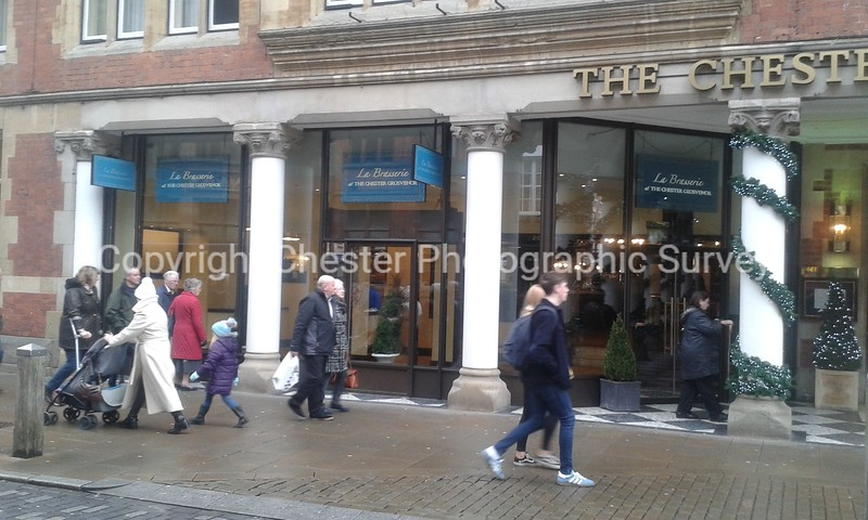 Chester Grosvenor Hotel: Eastgate Steet