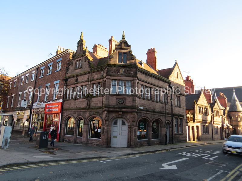Lombard Building 120-124 Foregate Street