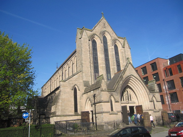 St Werburgh's Roman Catholic Church: Grosvenor Park Road