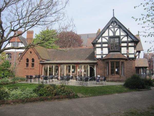 The Lodge: Grosvenor Park: Grosvenor Park Road