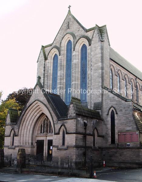 St Werburgh's Catholic Church: Grosvenor Park Road
