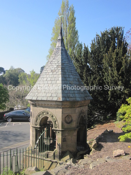 Billy Holly's Well: Grosvenor Park: Grosvenor Park Road