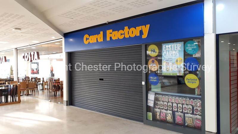 Unit 15: Grosvenor Shopping Centre