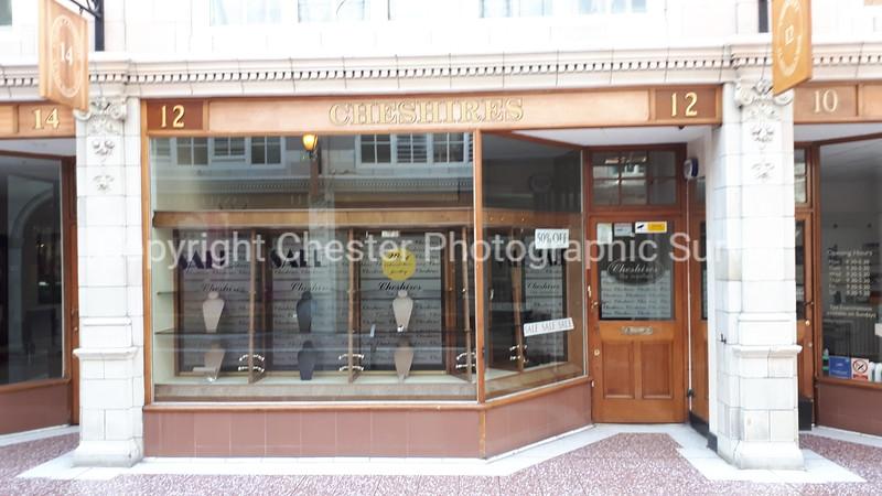 12 St Michael's Row / Unit 54 Grosvenor Shopping Centre