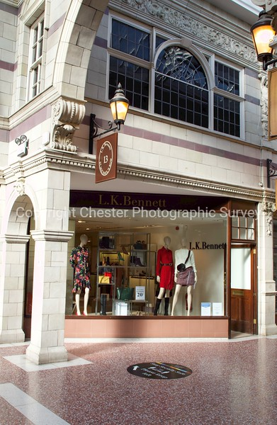 13 St Michaels Arcade: Grosvenor Shopping Centre