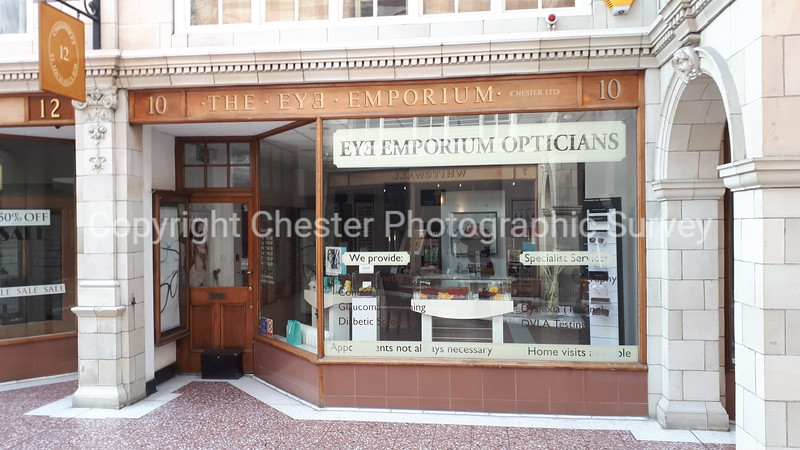 10 St Michael's Row / Unit 55 Grosvenor Shopping Centre