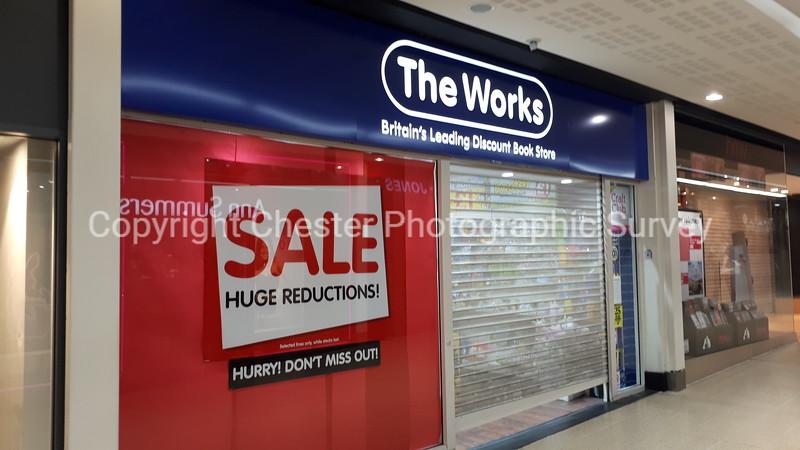 Unit 35: Grosvenor Shopping Centre
