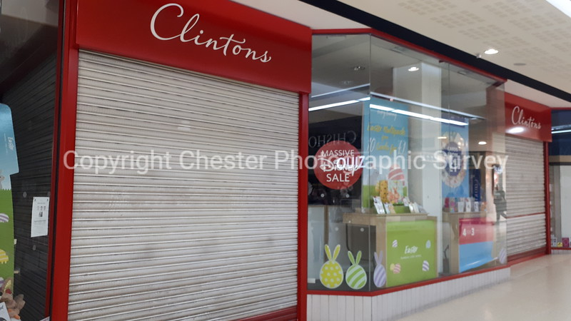 Unit 38: Grosvenor Shopping Centre