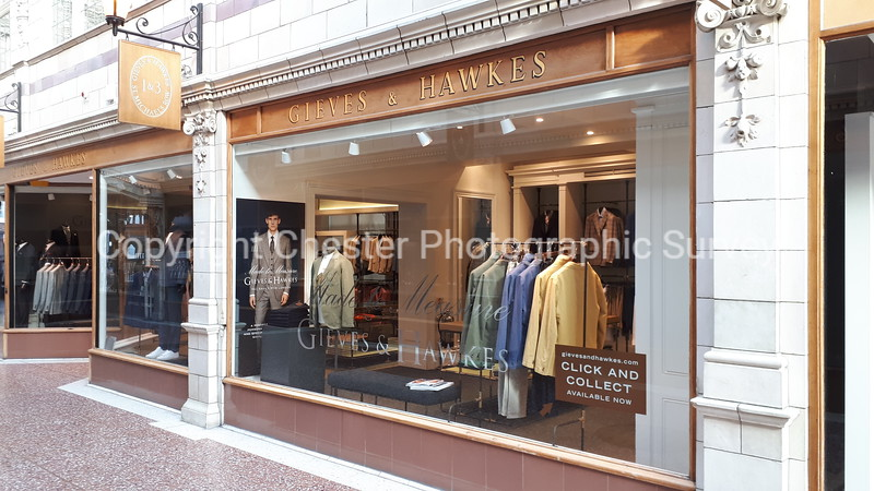 3 St Michael's Row / Unit 6 Grosvenor Shopping Centre