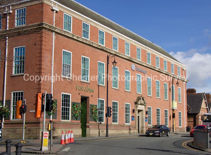 Travelodge: Little St John Street
