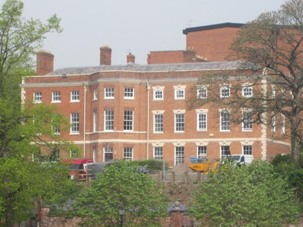 The Bishop's Palace: Little St John Street