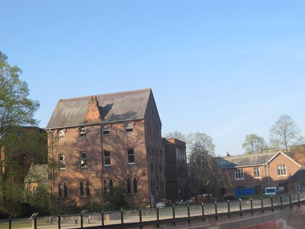 Dee House: Little St John Street
