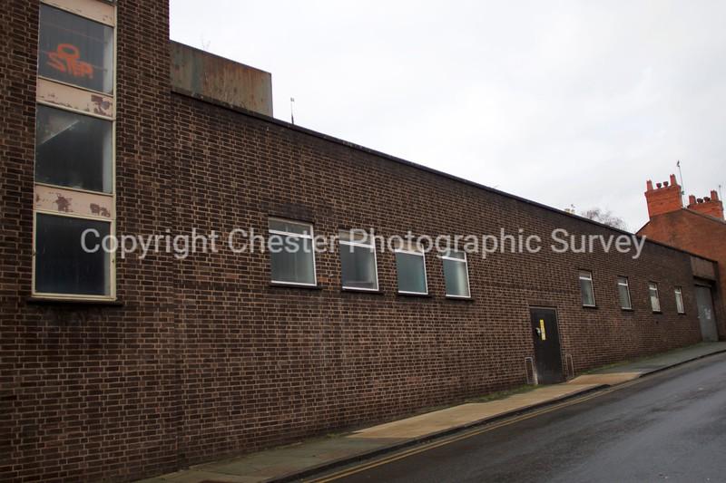 Former Quick's Car Showroom: Lower Bridge Street
