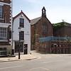 St Olaves Church and 53: Lower Bridge Street