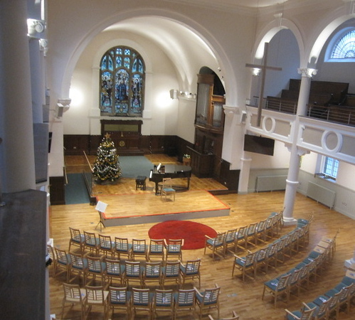 Wesley Church Centre: St John Street