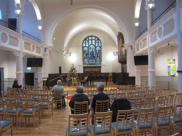 Wesley Church Centre: St John Street: CH1 1DA