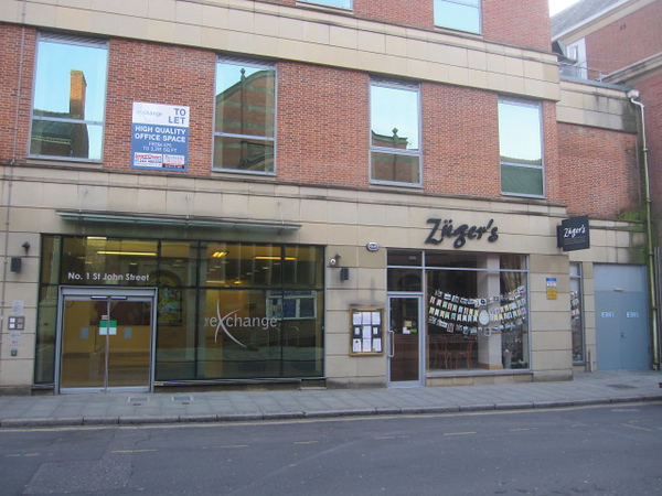 1 - 12 St John Street