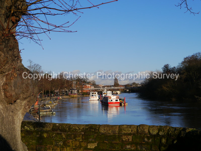 The River Dee: The Groves