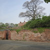 The Old Palace and Garden Wall: The Groves