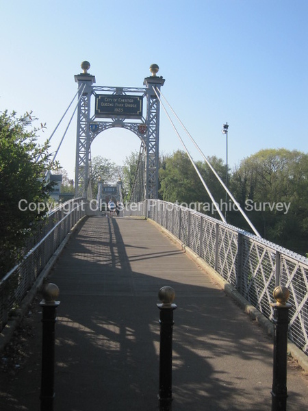 Queens Park Bridge: The Groves
