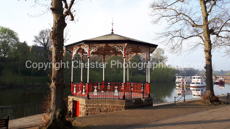 Bandstand: The Groves