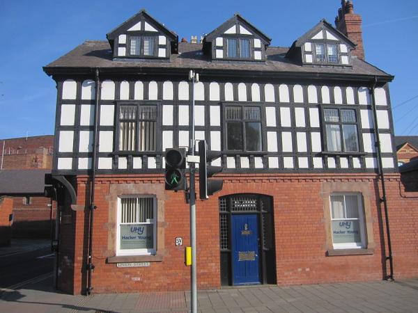 St John Chambers: Union Street