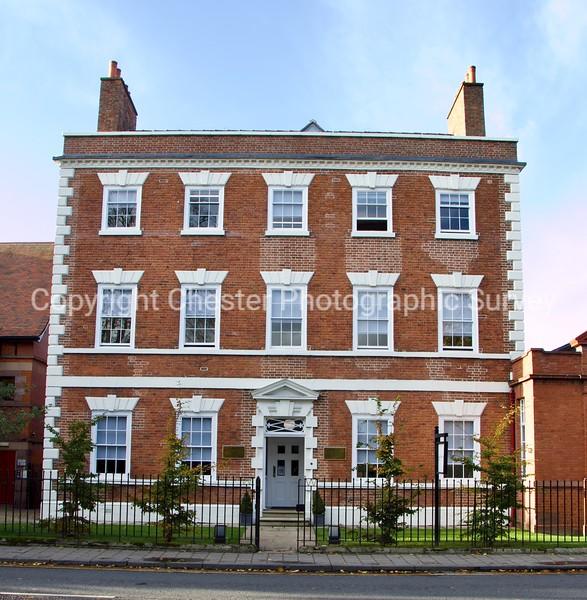 The Rectory: St John's Court: Vicar's Lane