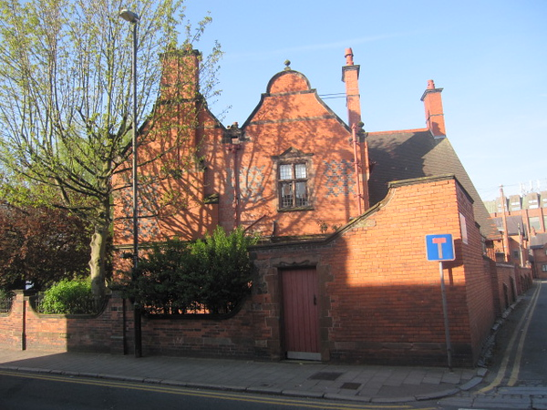1 Vicars Lane
