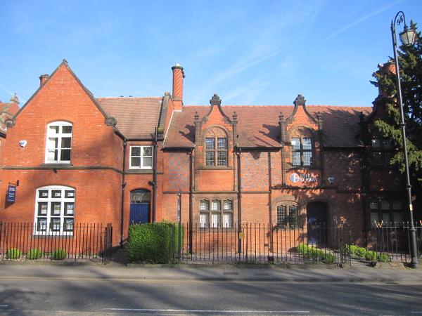 5 Vicar's Lane