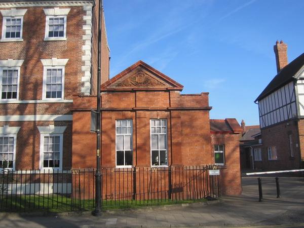 3 and 4 St John's Court: Vicar's Lane