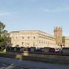 Crown Courts: Chester Castle: Castle Square